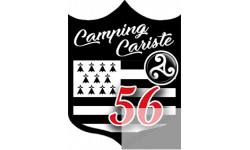 blason camping Breton 56