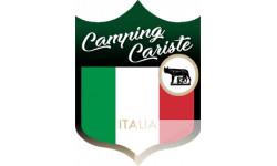Camping car Italie