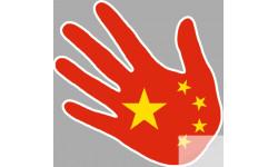 Chine main