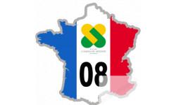 Autocollant/sticker FRANCE...
