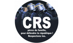 autocollant CRS
