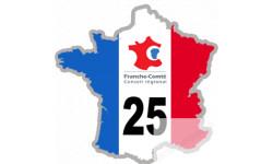 autocollant FRANCE 25