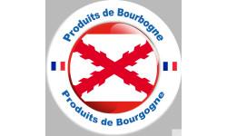 Stickers / autocollants Produits bourguignon
