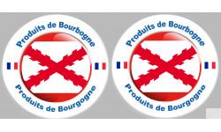Stickers / autocollants Produits Bourgogne