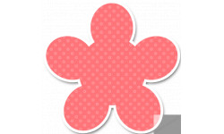 Stickers / autocollant Valise aéroport rouille