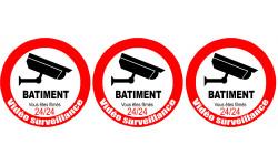 video surveillance BATIMENT