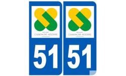 numero immatriculation 51 (region)