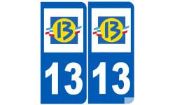 numero immatriculation 13 (Bouches-du-Rhône)