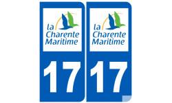 numero immatriculation 17 (Charente-Maritime)