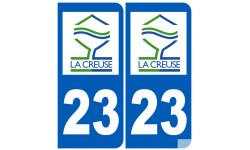 numero immatriculation 23 (Creuse)