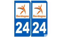 numero immatriculation 24 (Dordogne)