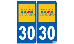 numero immatriculation 30 (Gard)