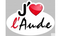 j'aime l'Aude