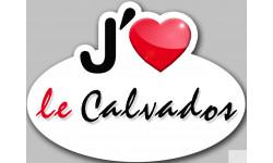 j'aime le Calvados