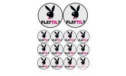 stickers / autocollants Playtil 3