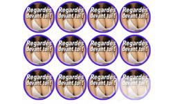 stickers / autocollants Playtil 2