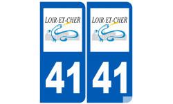 numero immatriculation 41 (Loir-et-Cher)