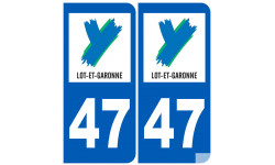 numero immatriculation 47 (Lot-et-Garonne)
