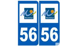 numero immatriculation 56 (Morbihan)
