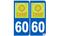 numero immatriculation 60 (Oise)
