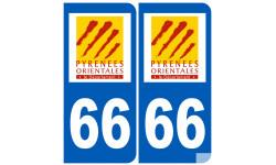 numero immatriculation 66 (Pyrénées-Orientales)