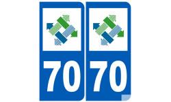 numero immatriculation 70 (Haute-Saône)