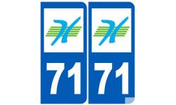 numero immatriculation 71 (Saône-et-Loire)