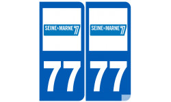 numero immatriculation 77 (Seine-et-Marne)