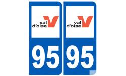 numero immatriculation 95 (Val-d'Oise)