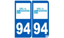 numero immatriculation 94 (Val-de-Marne)