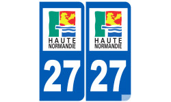 numero immatriculation 27 (region)