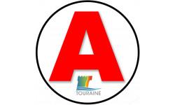 A de la Touraine