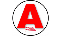 stickers / autocollant A de la Haute Savoie