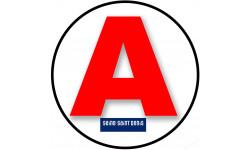 stickers / autocollant A Seine Saint Denis