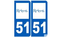 immatriculation 51 Reims