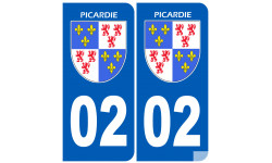immatriculation Picardie