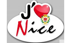 j'aime Nice