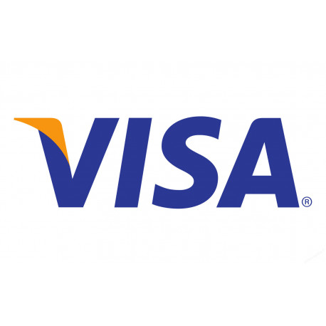 carte Visa accepté