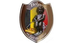 Stickers  / Autocollant  Belge