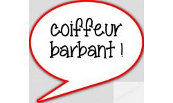 Coiffeur barbant