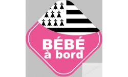 bébé à bord bretonne