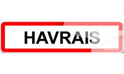 Havrais et Havraise