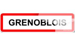 Grenoblois et Grenobloise