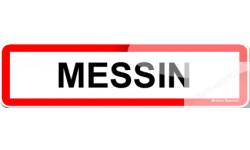 Messin et Messine