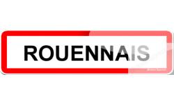 Rouennais et Rouennaise