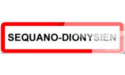 Séquano-Dionysien et Séquano-Dionysienne