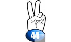 salut de motard departement 44