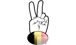 salut de motard belge