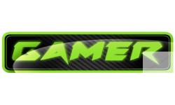 Stickers  / Autocollant Gamer