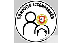 conduite accompagnée Portugal
